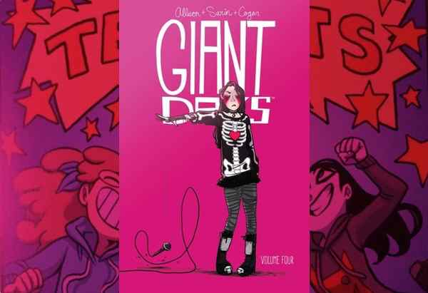 Giant Days, Volume 4  by John Allison