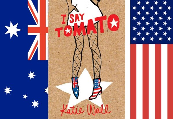 I Say Tomato  by Katie Wall