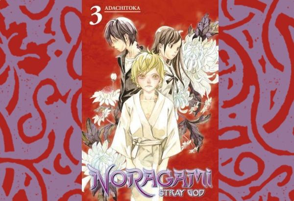 Noragami Volume 03  by Adachitoka