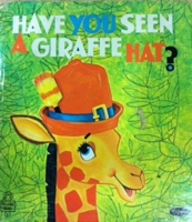 OHave you seen a giraffe hat
