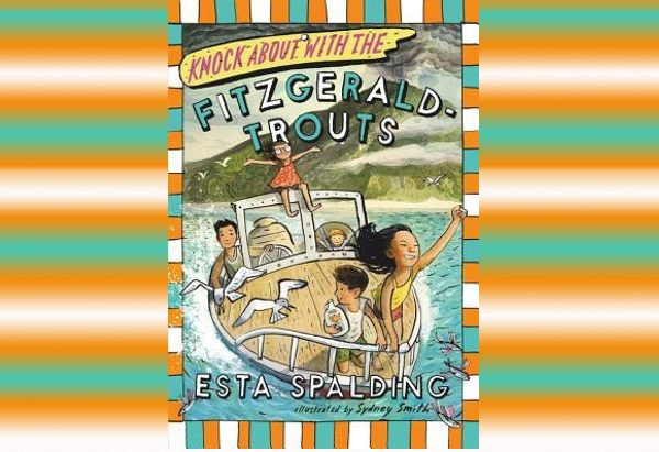 Knock About with the Fitzgerald-Trouts  by Esta Spalding