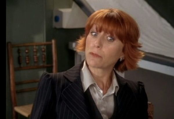 Lia Williams as Dr. Edith Montgomery from series four of Doc Martin
