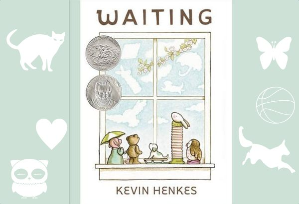 Waiting  by Kevin Henkes