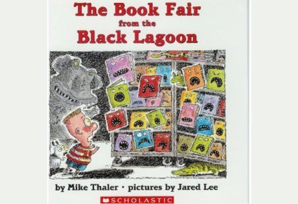 The Book Fair From the Black Lagoon  by Mike Thaler