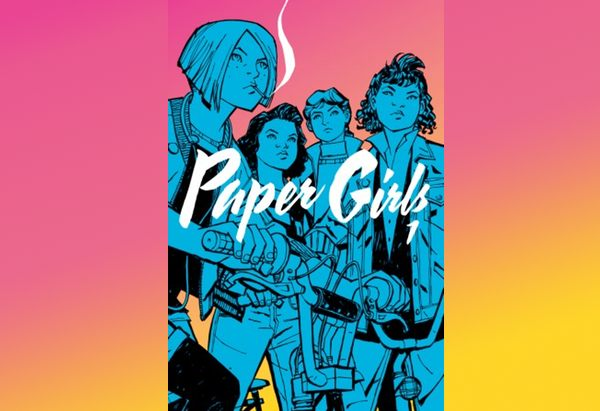 Paper Girls, Volume 1  by Brian K. Vaughan