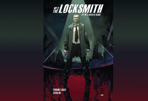 The Locksmith issue 3  by Terrance Grace
