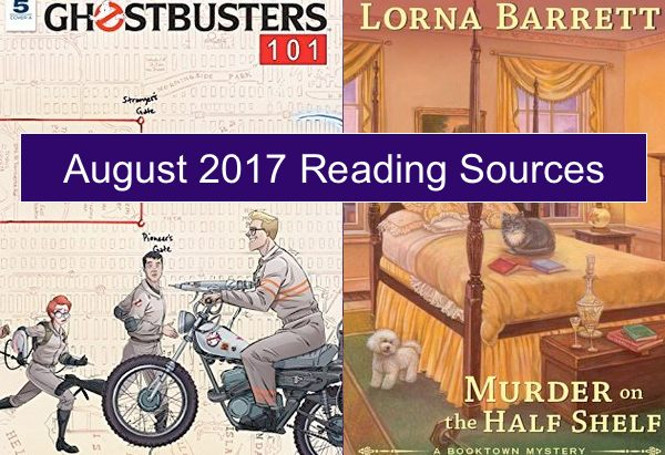 August reading sources