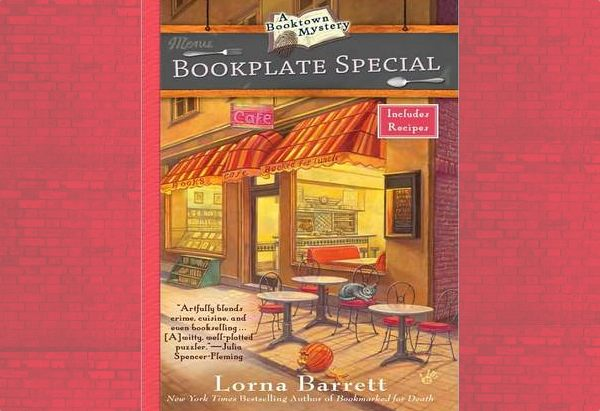 Bookplate Special by Lorna Barrett