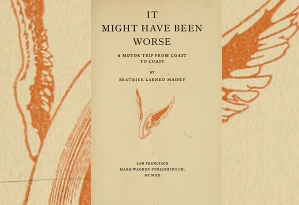 It Might Have Been Worse by Beatrice Larned Massey