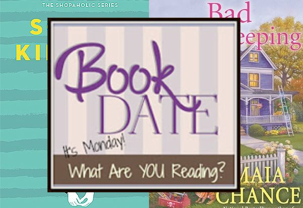 It's Monday! What Are You Reading? (August 31)
