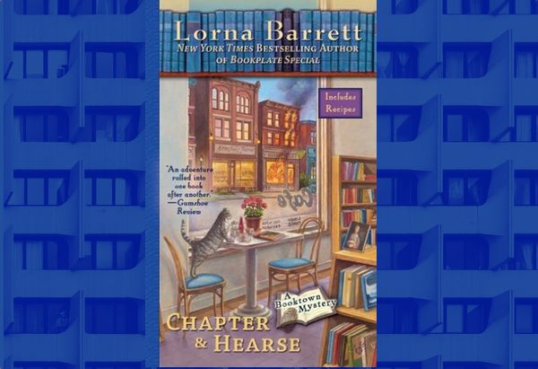 Chapter and Hearse by Lorna Barrett