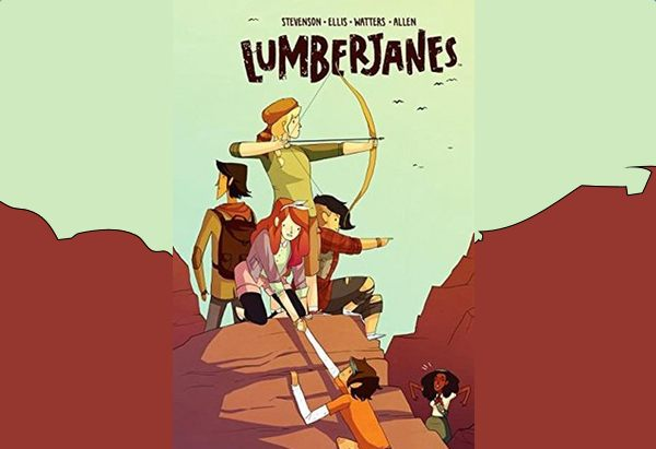Lumberjanes, Volume 2: Friendship to the Max by Noelle Stevenson