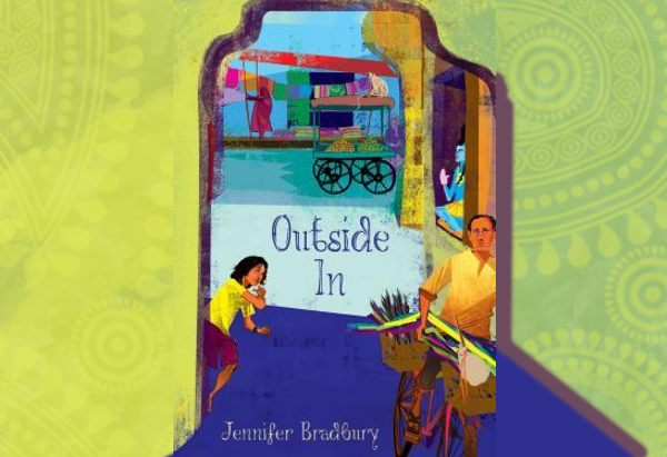 Outside In by Jennifer Bradbury