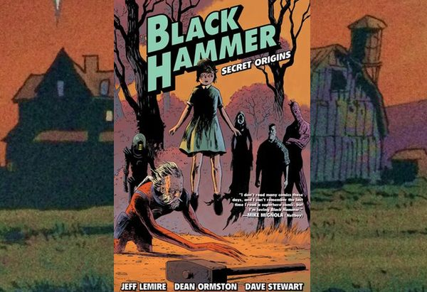 Mrs. Black Hammer Volume 1: Secret Origins by Jeff Lemire