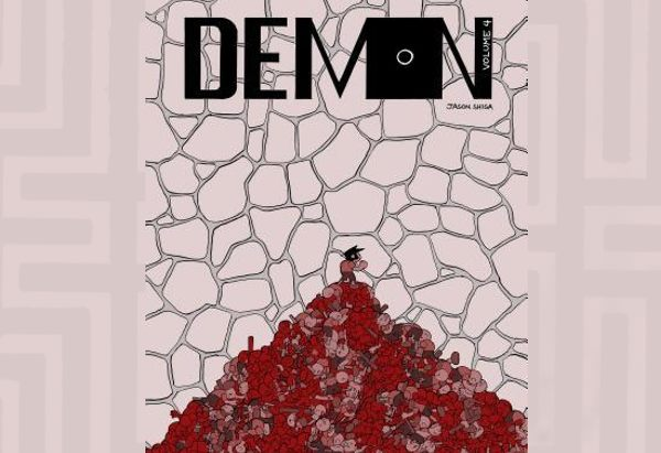 Demon, Volume 4 by Jason Shiga
