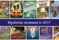 Mysteries reviewed in 2017