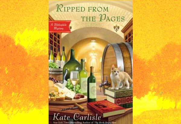 Ripped From the Pages by Kate Carlisle