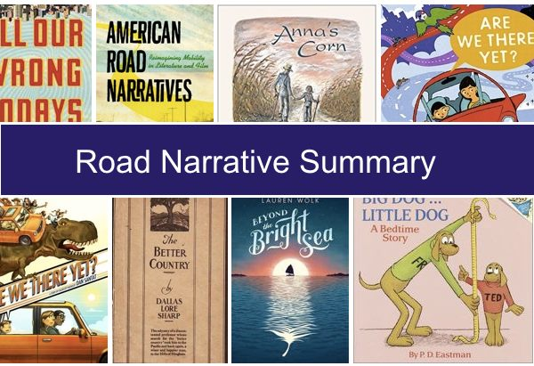 Road Narrative Summary