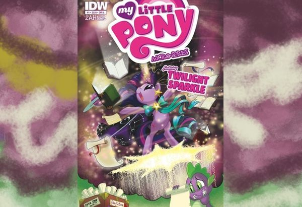 My Little Pony: Micro-Series: #1: Twilight Sparkle by Thomas Zahler