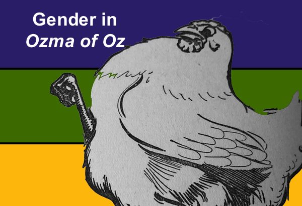 Gender in Ozma of Oz