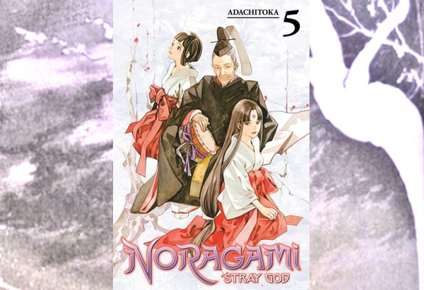 Noragami: Stray God Volume 05