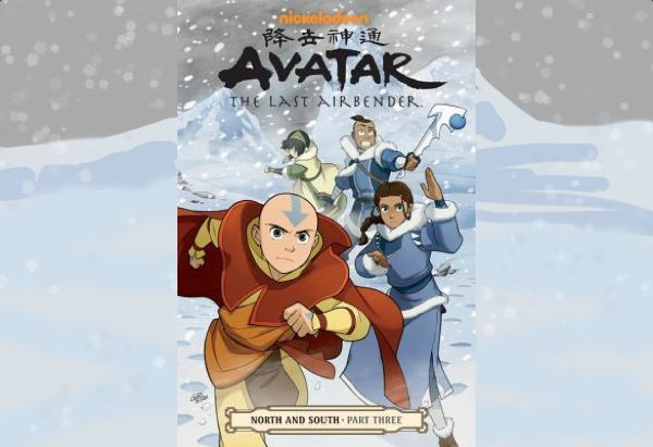 Avatar: The Last Airbender: North and South, Part Three