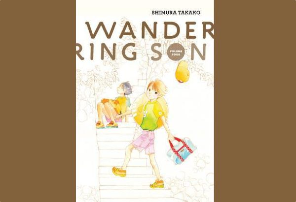 Wandering Son: Volume 4