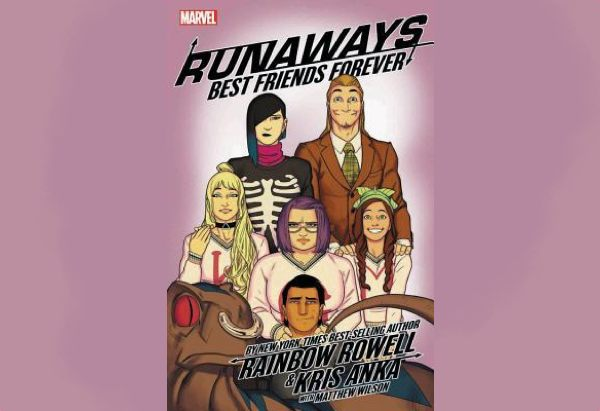 Runaways, Volume 2: Best Friends Forever