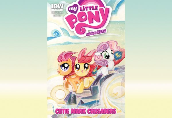 My Little Pony Micro-Series: #7 Cutie Mark Crusaders