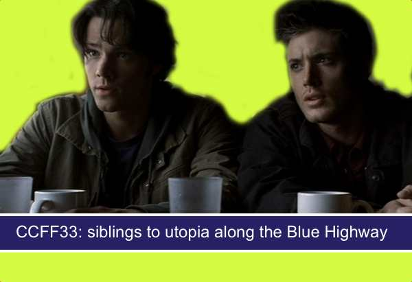 CCFF33: A young Sam and Dean from the pilot episode.