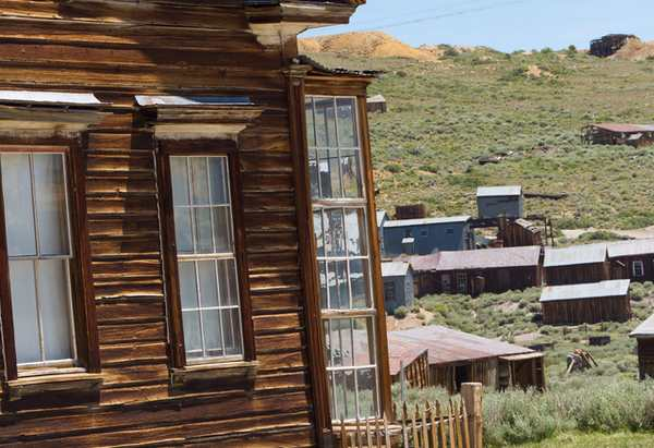A view of Bodie