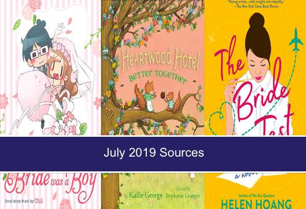 July book sources