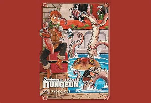 Delicious in Dungeon, Volume 3