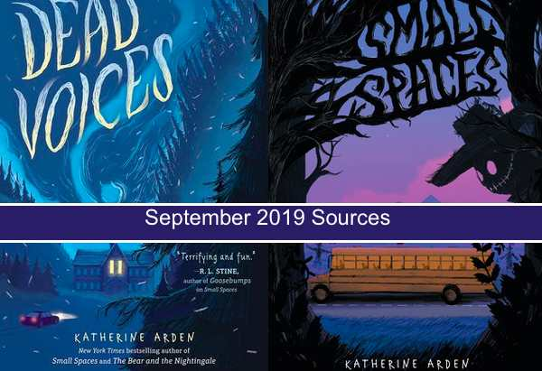 August book sources