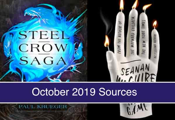 October book sources