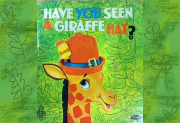 Have You Seen a Giraffe Hat?