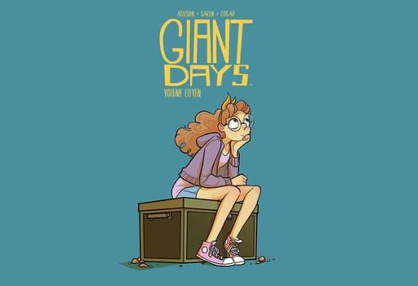 Giant Days, Volume 11