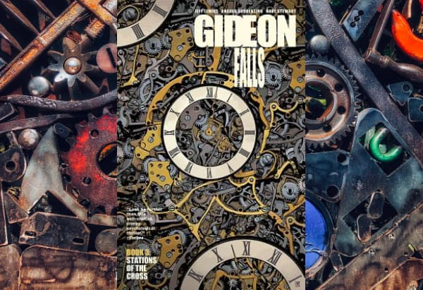 Gideon Falls, Volume 3: Stations of the Cross