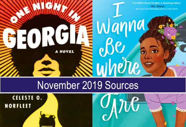 November book sources