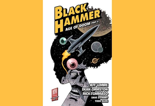 Black Hammer, Volume 4: Age of Doom Part Two