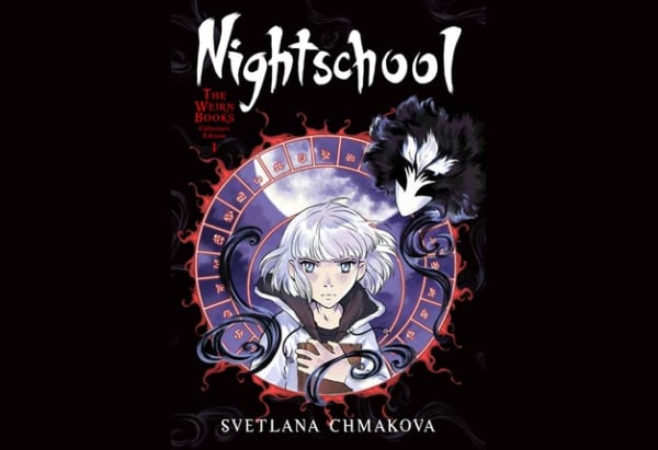 Nightschool: The Weirn Books Collector's Edition, Volume 1