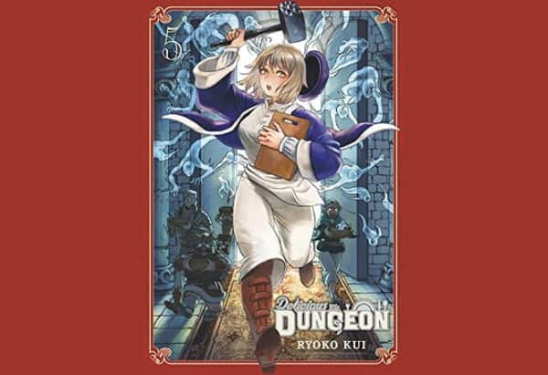 Delicious in Dungeon, Volume 5