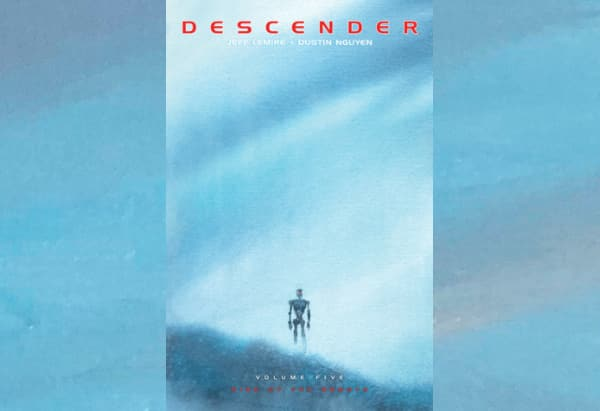 Descender, Volume 5: Rise of the Robots