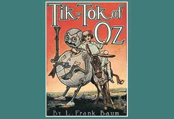 Tik-Tok of Oz