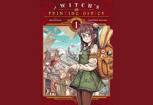 A Witch's Printing Office, Volume 1