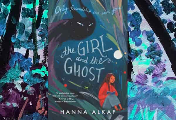 The The Girl and the Ghost