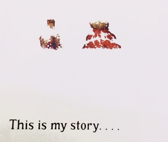 This is my story.