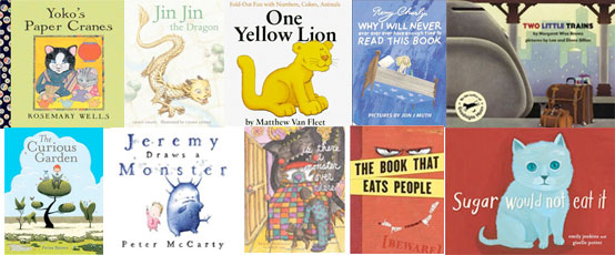 10 Best Picture Books for 2010