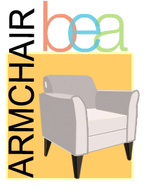 Armchair BEA logo - designed by yours truly