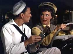 Brunhilde Esterhazy, the Globe Cab driver from On the Town (link goes to Amazon)